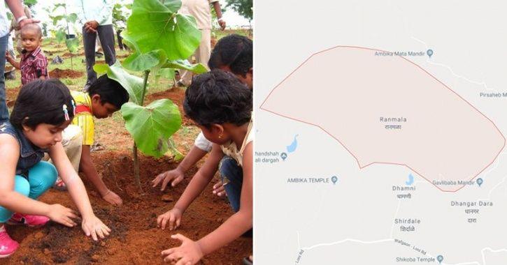 Ranmala Village Taluka