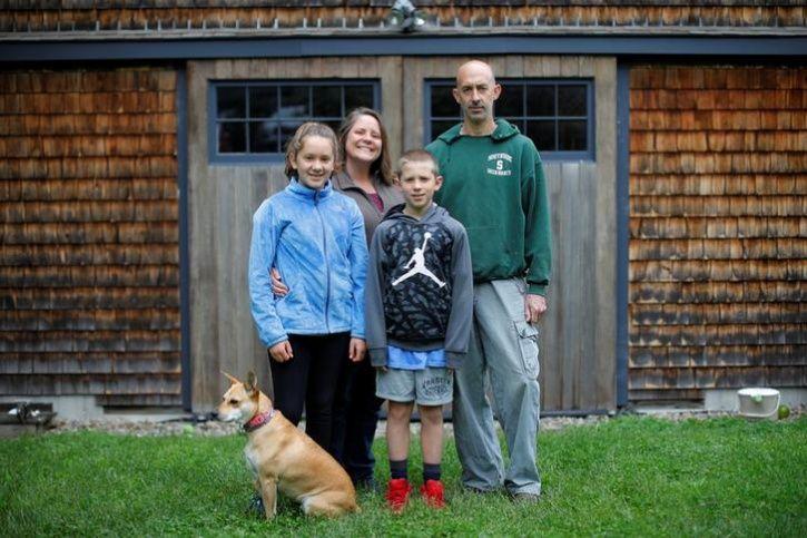 Wilbur family