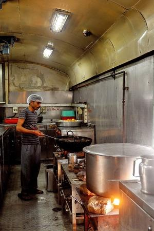 You Can Track What is Cooking At Rail Kitchens