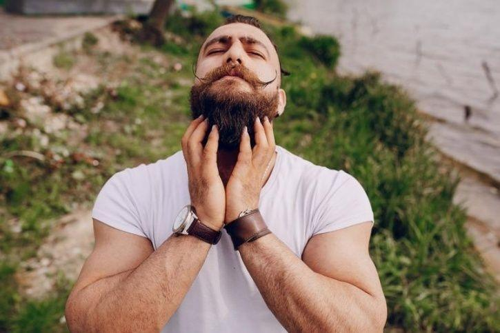 14 Natural Ways To Make Your Beard Grow Faster Healthy Living