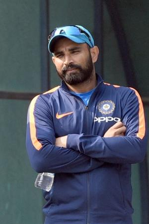 Cops seek Mohammed Shami South Africa itinerary