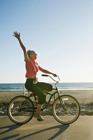 Cycling Regularly Post 55 Can Build An Immune System Stronger Than People In Their Mid 20s