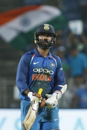 Dinesh Karthik has always paid the price when the big guns return