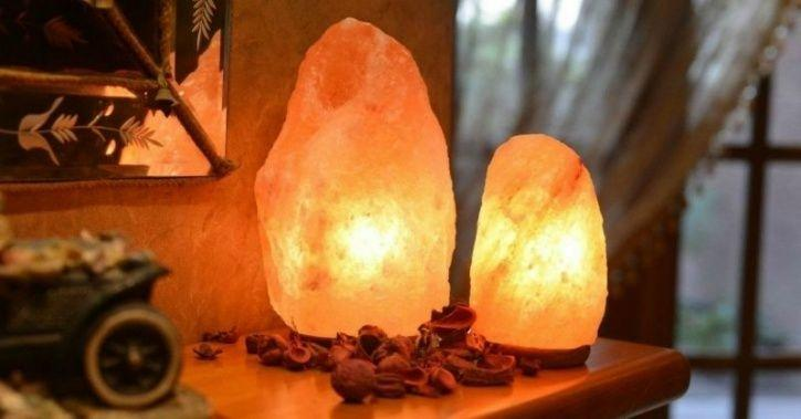 Himalayan Salt Lamp Side Effects Classy Do The Charming Himalayan Salt Lamps Live Up To Their Imposing