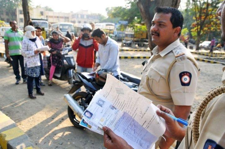 driving licence india