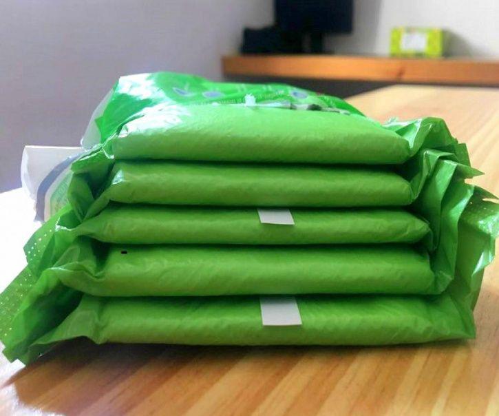 Government Launches Biodegradable Sanitary Pads Suvidha