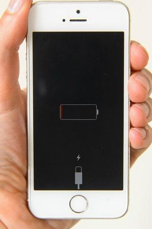 graphene charging for smartphone