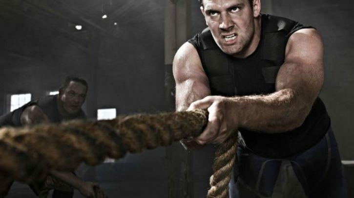 Grunting While Working Out Might Sound Annoying To Some, But It Really Does Better Your Fitness Gain