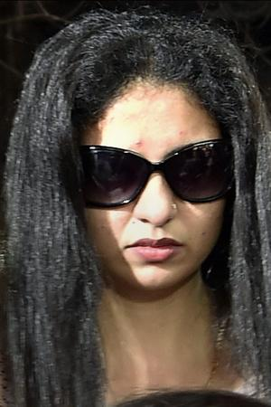 Hasin Jahan Loses Cool At Journalist And Destroys Camera Equipment