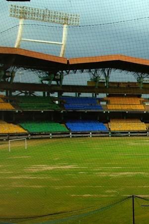 Jawaharlal Nehru stadium in Kochi