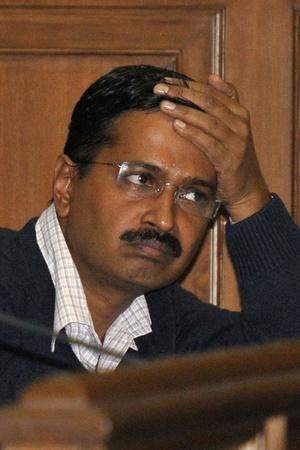 Kejriwal Is On A Apology Spree