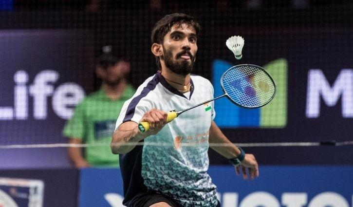 Kidambi Srikanth Is On The Verge Of Becoming World No 1