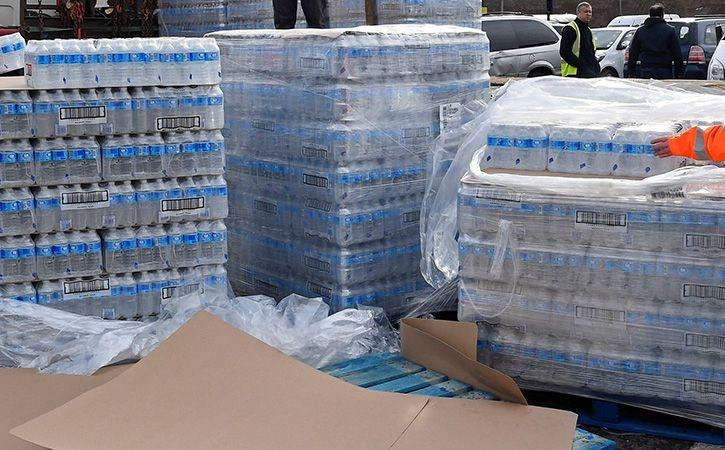 Plastic Particles Found In Top Bottled Water Brands