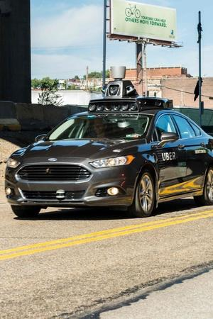 Self Driving Uber Car Kills Arizona Woman Crossing Street