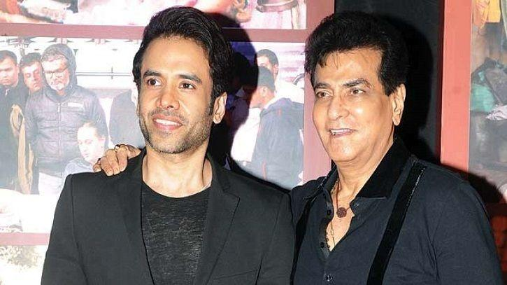 Image result for tusshar kapoor father