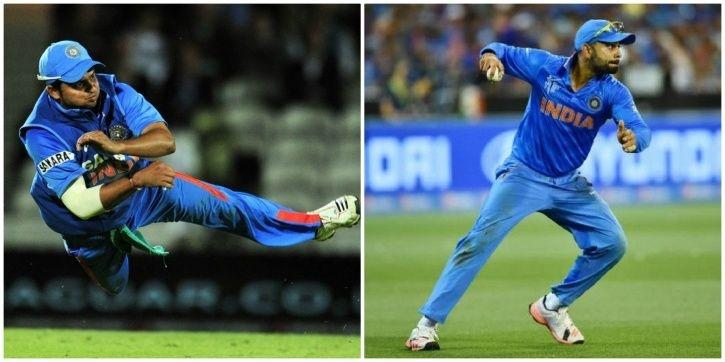 Virat Kohli is a great fielder