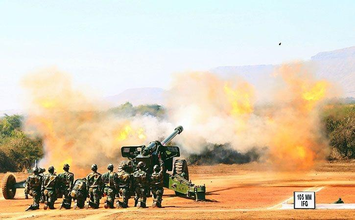 With 12% Of Global Imports India Tops List Of Arms Buyers