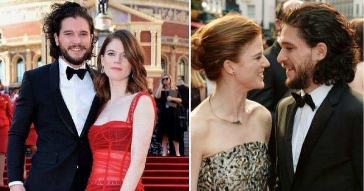 Kit Harington & Rose Leslie's Wedding Invitations Have