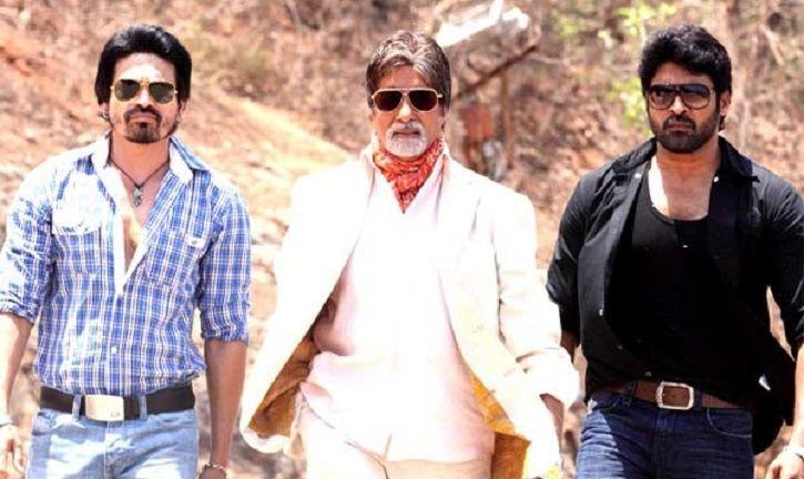 A picture of Subbaraju from Amitabh Bachchan starrer Bbuddah Hoga Terra Baap.