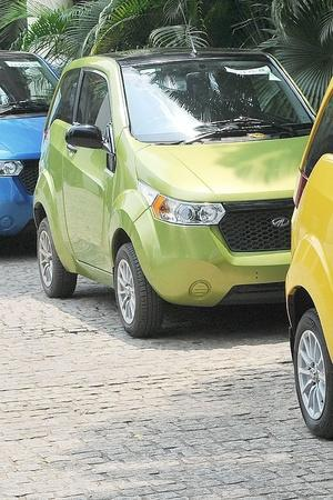 Andhra Pradesh Promotes Electric Vehicles With Fiscal Sops