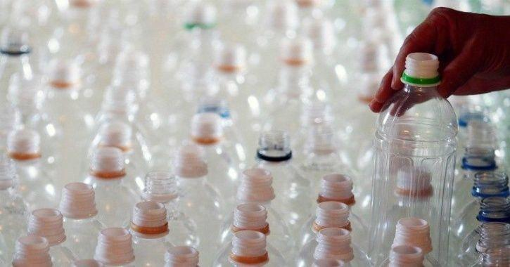 B plastic menace pollution