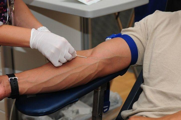 Blood Donation/ Representative Image