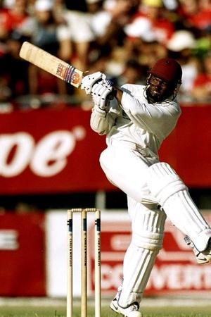 Brian Lara made 213 vs Australiai