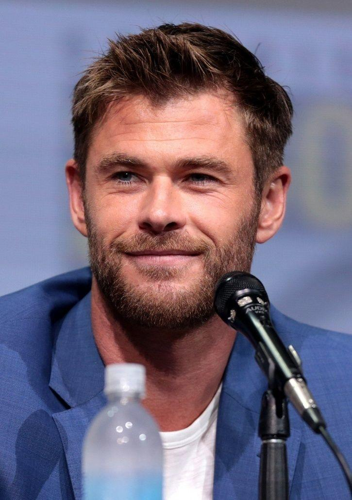 Chris Hemsworth is the best daddy ever.