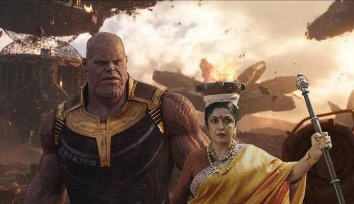 Fans Photoshop Baahubali Cast In Infinity War Scenes & It's The Greatest Crossover Of All Time