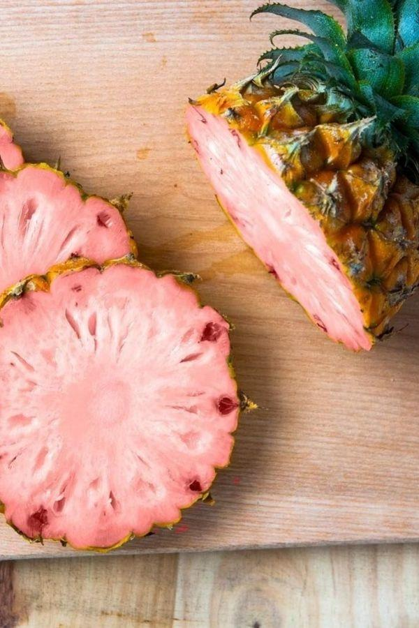 From Pink Pineapples To 'Healthier' Potatoes, Here's A List