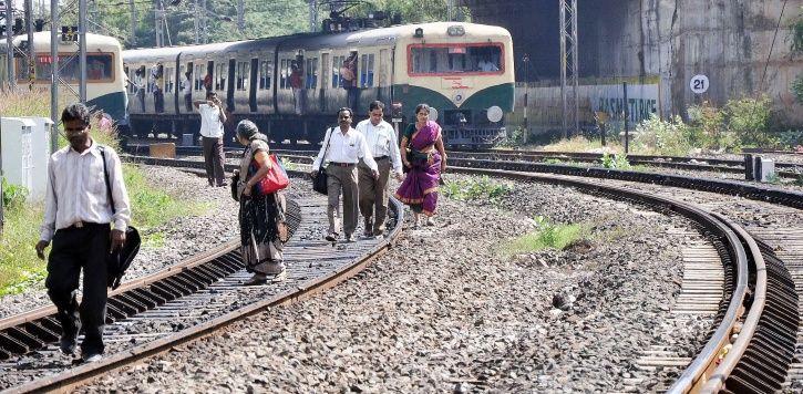 railway tracks accidents