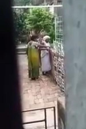 Woman Beats MotherInLaw For Plucking Flower