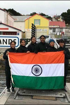 Women Naval Officers