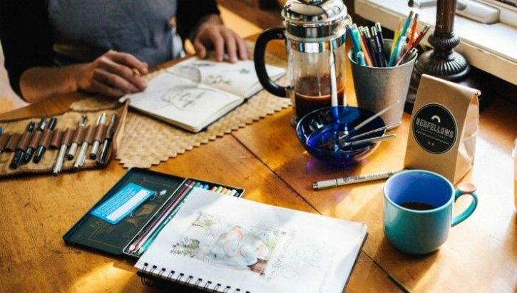 Work In A Creative Field