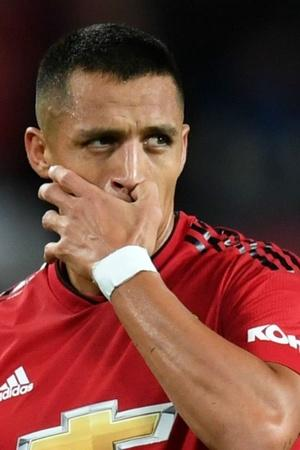 Alexis Sanchez is not happy at Manchester United