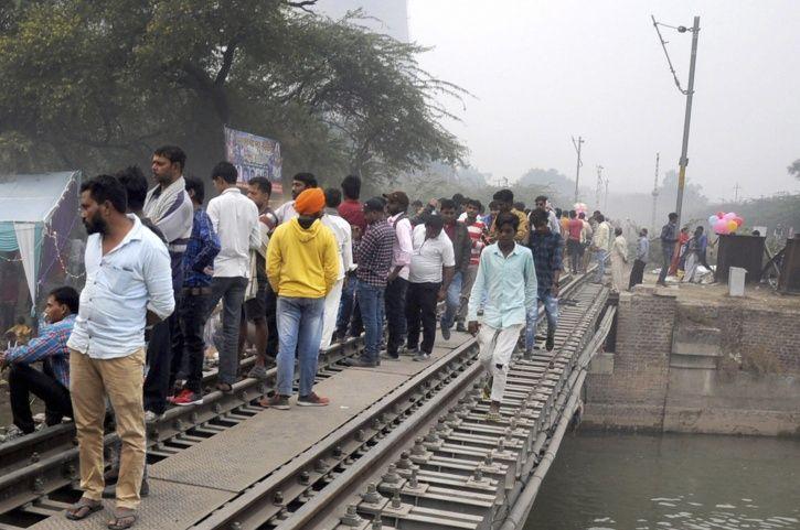 Amritsar, train mishap, Indian railways, fence building, Piyush Goyal, Joda phatak