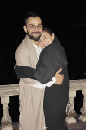Anushka Sharma Wishes Husband Virat Kohli In An Adorable Post Thanks God For His Birth