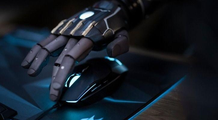 This Guy Has The World's First 3D-Printed Bionic Arm Based
