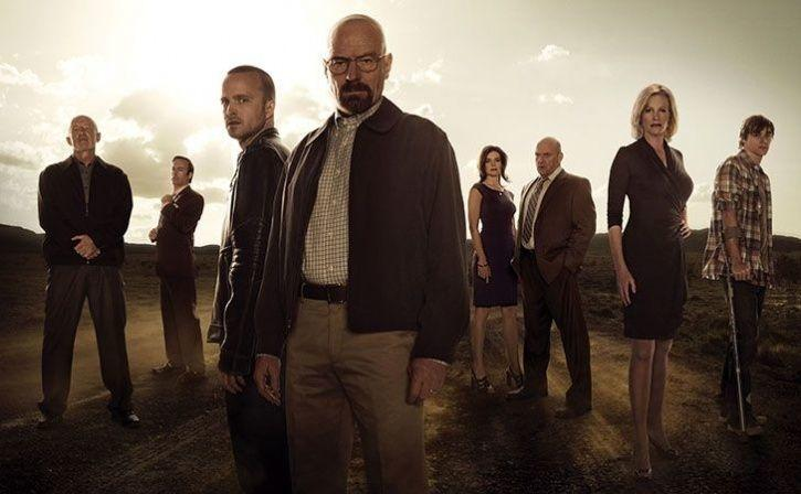 breaking bad movie in the works