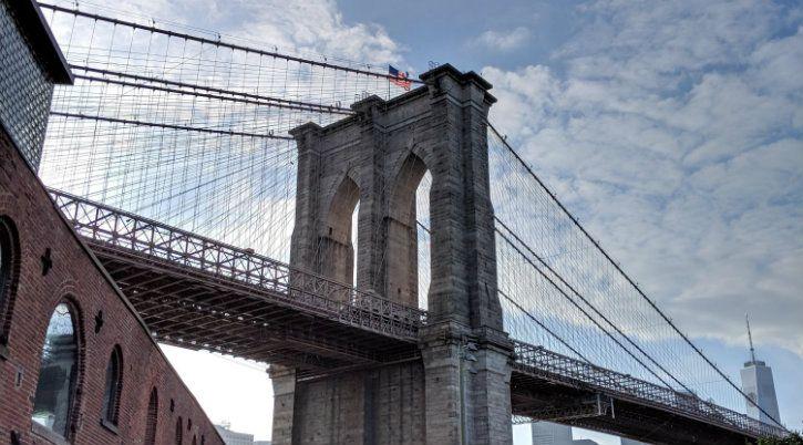 brooklyn bridge new york pixel 3 xl