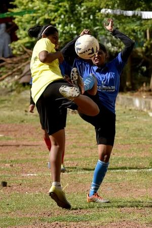 Child Brides In Rajasthan Take To Football