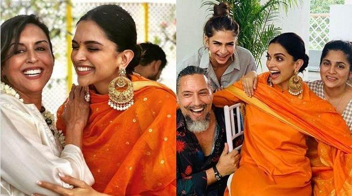 Deepika And Ranveer To Host A Grand Wedding Reception In Mumbai For