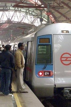 Delhi Metro Rail Corporation DMRC Delhi Metro Cabs Uber Kiosk Ola Kiosk Delhi Metro News India