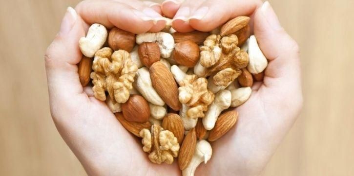 Eating 30 Grams Of Nuts Daily Can Help Keep Your Heart Healthy And Help You Lose Weight