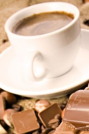 Eating Chocolate Coffee Or Tea Combined With Zinc Can Help Combat Ageing