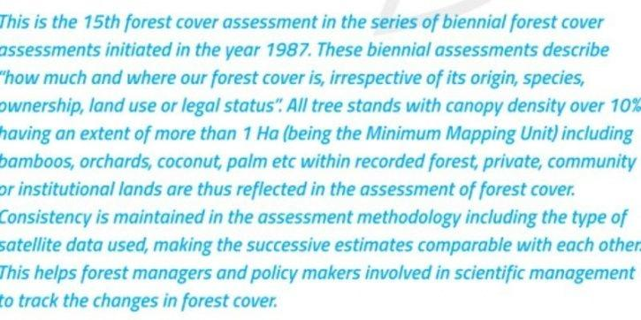 Forest Cover