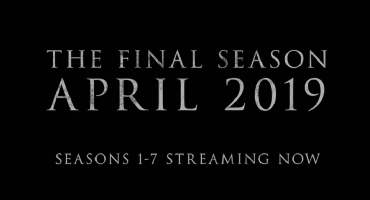 Game of Thrones season 8 finally has a release date. The finale will premiere in April 2019.
