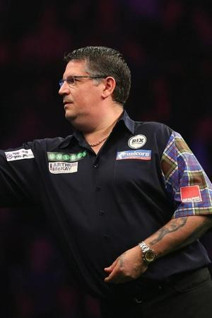Gary Anderson denied farting