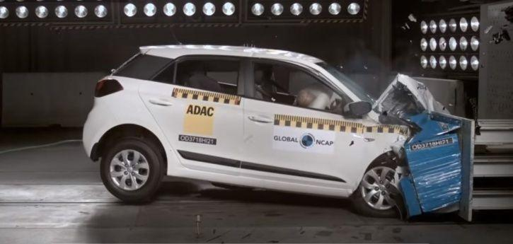 Global NCAP, Hyundai i20 Crash test, Hyundai i20 Safety Rating, i20 Safety, Global NCAP Crash Test,