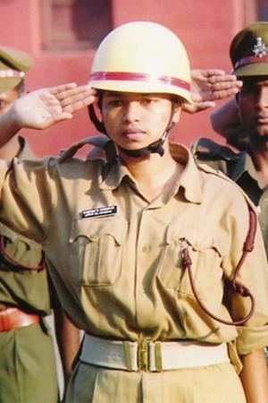 Harshini Kanhekar Firefighter